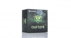 ADVKEN OWL TANK(совместим с испарителями TFV8 BABY) Серебристая